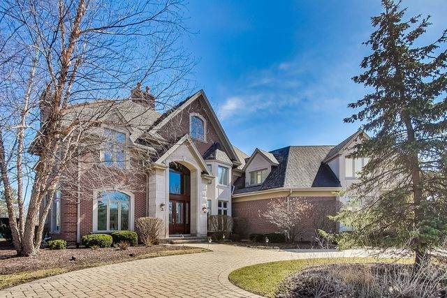 8705 Balmoral Court, Burr Ridge, IL 60527 (MLS #10674343) :: The Wexler Group at Keller Williams Preferred Realty