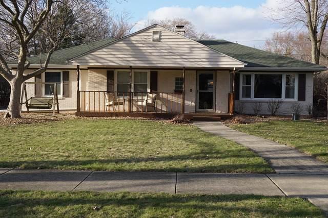 1301 W Taylor Street, Joliet, IL 60435 (MLS #10674377) :: The Wexler Group at Keller Williams Preferred Realty