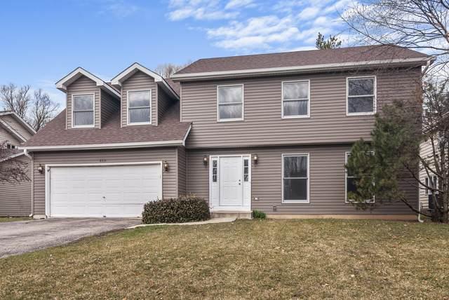 860 Francine Drive, Bartlett, IL 60103 (MLS #10674399) :: Suburban Life Realty