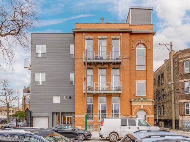 2411 W Walton Street 2C, Chicago, IL 60622 (MLS #10674437) :: Property Consultants Realty