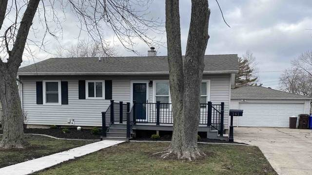 161 Benton Avenue, South Chicago Heights, IL 60411 (MLS #10674516) :: RE/MAX IMPACT