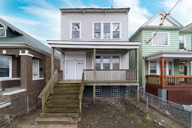7336 S Sangamon Street, Chicago, IL 60621 (MLS #10674534) :: Helen Oliveri Real Estate