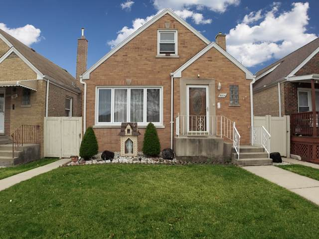 5806 S Mulligan Avenue, Chicago, IL 60638 (MLS #10674537) :: BN Homes Group