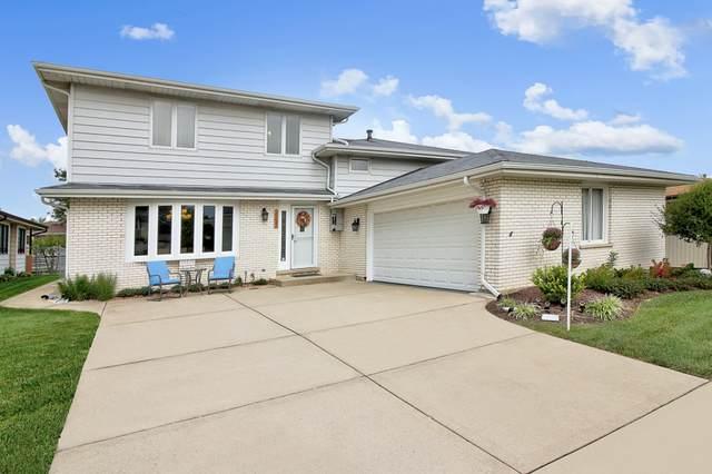 15642 Lockwood Avenue, Oak Forest, IL 60452 (MLS #10674549) :: Century 21 Affiliated