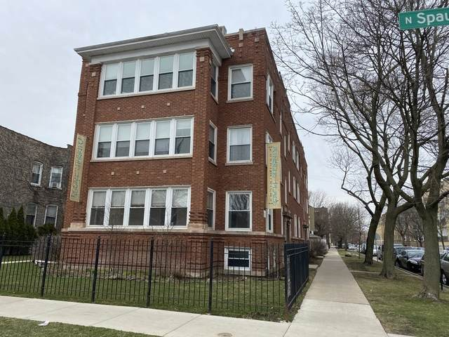 3307 W Ainslie Street #2, Chicago, IL 60625 (MLS #10674579) :: Property Consultants Realty