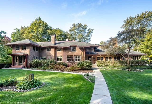 2425 Hawthorne Lane, Flossmoor, IL 60422 (MLS #10674647) :: The Wexler Group at Keller Williams Preferred Realty