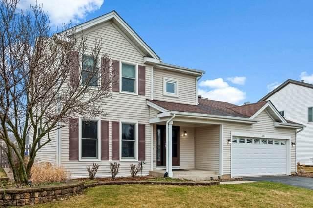 456 Santa Fe Trail, Cary, IL 60013 (MLS #10674651) :: Angela Walker Homes Real Estate Group