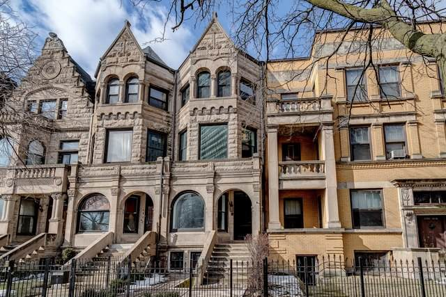 4050 S King Drive, Chicago, IL 60653 (MLS #10674833) :: Property Consultants Realty