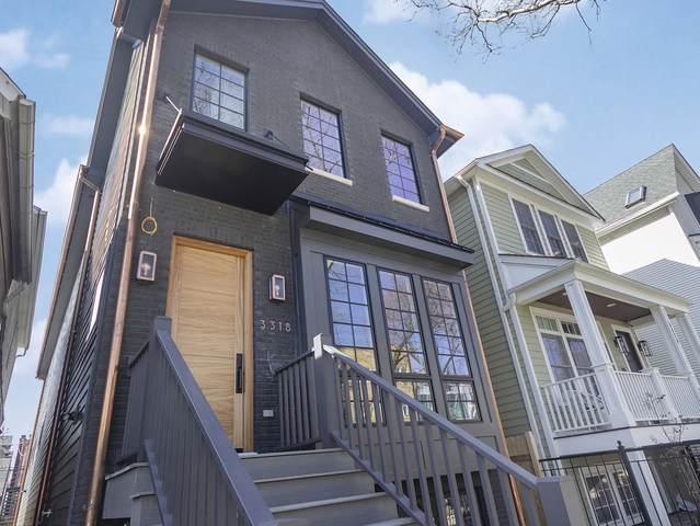 3318 N Seeley Avenue, Chicago, IL 60618 (MLS #10674846) :: Angela Walker Homes Real Estate Group