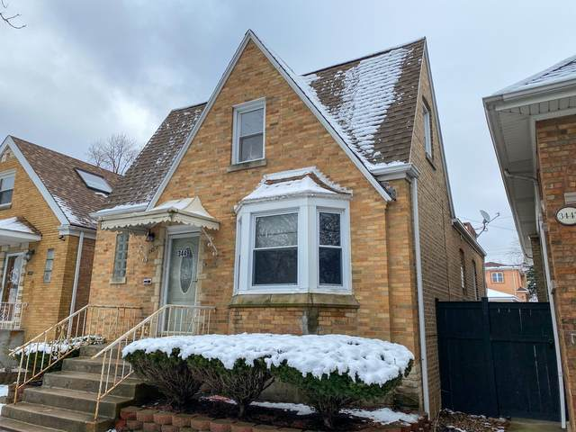 3449 N Oak Park Avenue, Chicago, IL 60634 (MLS #10674855) :: Property Consultants Realty