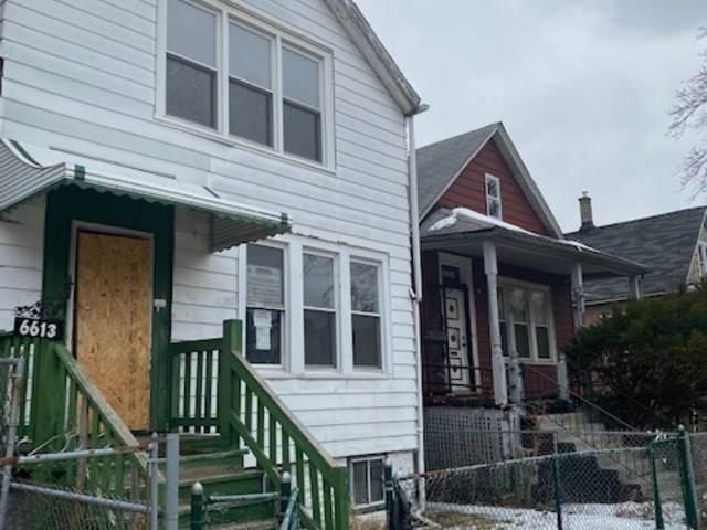 6613 S Peoria Street, Chicago, IL 60621 (MLS #10674891) :: Helen Oliveri Real Estate