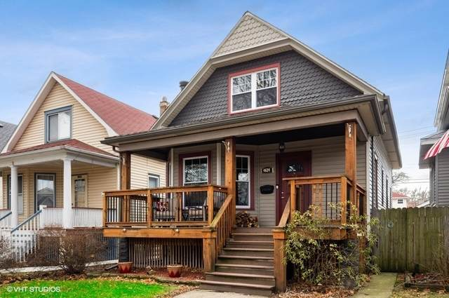 4624 N Leamington Avenue, Chicago, IL 60630 (MLS #10674928) :: Suburban Life Realty