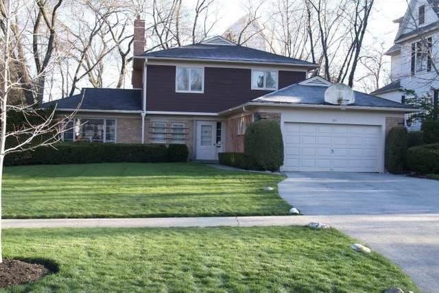 140 Laurel Avenue, Wilmette, IL 60091 (MLS #10674983) :: Jacqui Miller Homes