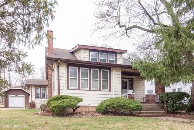 5430 Carpenter Street, Downers Grove, IL 60515 (MLS #10675002) :: Lewke Partners
