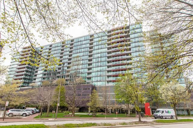 800 Elgin Road #619, Evanston, IL 60201 (MLS #10675038) :: Property Consultants Realty