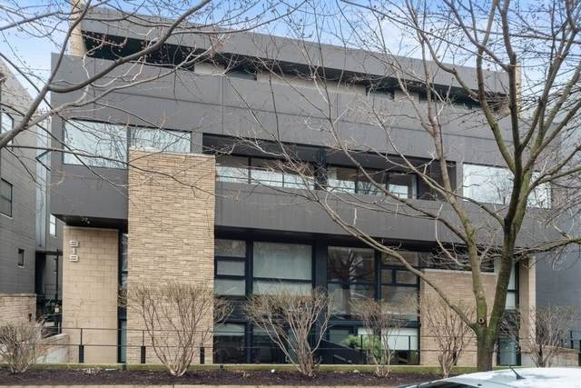 919 N Wolcott Avenue #202, Chicago, IL 60622 (MLS #10675057) :: Property Consultants Realty