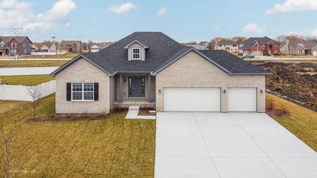 26410 S Justin Drive, Channahon, IL 60410 (MLS #10675105) :: The Wexler Group at Keller Williams Preferred Realty