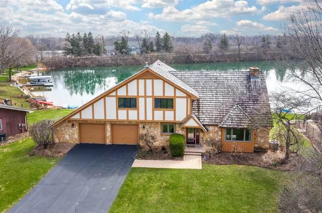 13511 S Lake Drive, Plainfield, IL 60544 (MLS #10675120) :: Helen Oliveri Real Estate