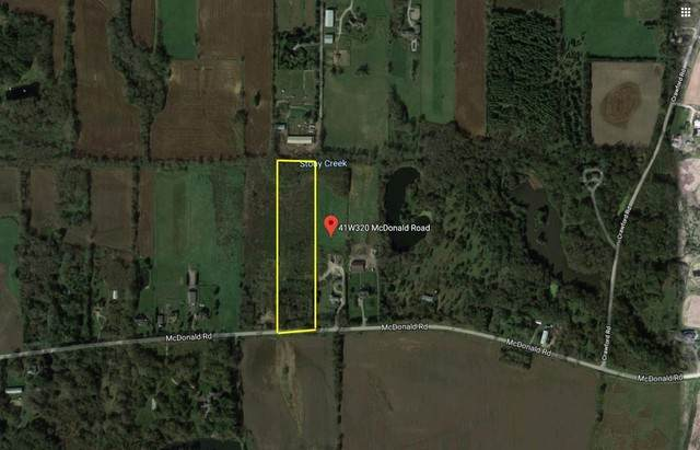 LOT 020 Mcdonald Road, Campton Hills, IL 60124 (MLS #10675155) :: Helen Oliveri Real Estate