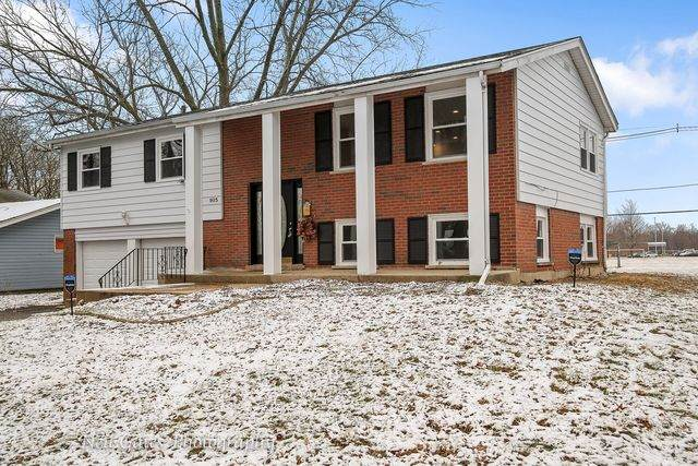 915 Bowling Green Drive, Homewood, IL 60430 (MLS #10675204) :: The Wexler Group at Keller Williams Preferred Realty