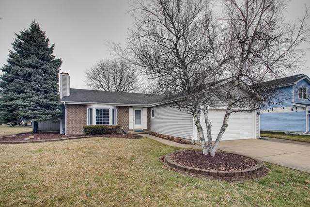 300 Fordham Way, Westmont, IL 60559 (MLS #10675208) :: BN Homes Group
