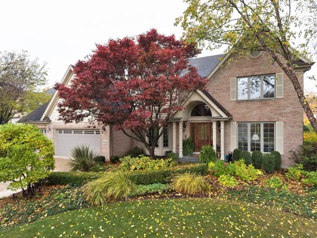 8762 Aintree Lane, Burr Ridge, IL 60527 (MLS #10675247) :: The Wexler Group at Keller Williams Preferred Realty