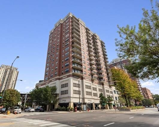 5 E 14th Place #1201, Chicago, IL 60605 (MLS #10675262) :: The Mattz Mega Group
