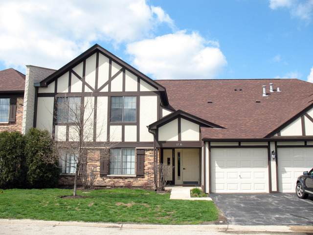 1736 N Emerald Bay #7, Palatine, IL 60074 (MLS #10675318) :: Jacqui Miller Homes
