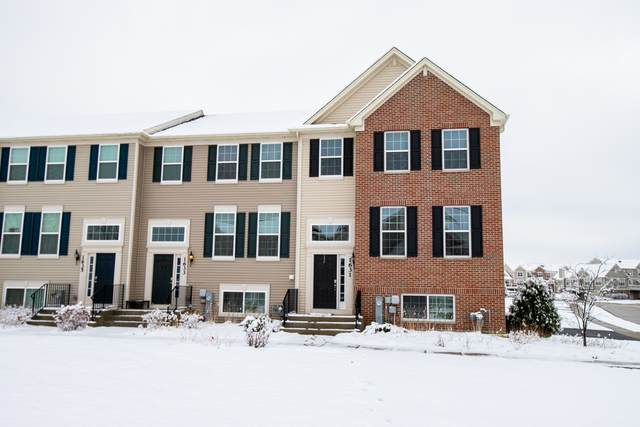 1631 Deer Pointe Drive #1046, South Elgin, IL 60177 (MLS #10675331) :: Suburban Life Realty