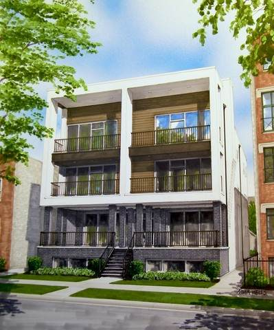 2237 N Hoyne Avenue 3N, Chicago, IL 60647 (MLS #10675348) :: Property Consultants Realty