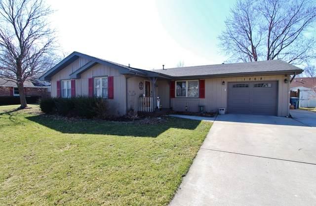 1268 Trend Drive, Morris, IL 60450 (MLS #10675389) :: Suburban Life Realty