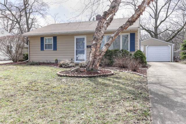 1303 Briarcliff Drive, Urbana, IL 61801 (MLS #10675400) :: Littlefield Group