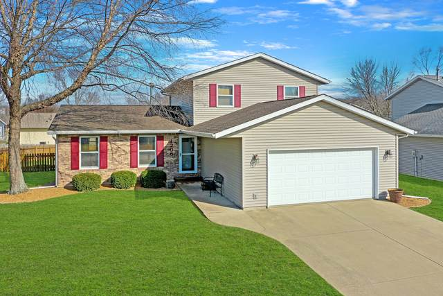 1206 S Center Street, Mahomet, IL 61853 (MLS #10675449) :: Property Consultants Realty