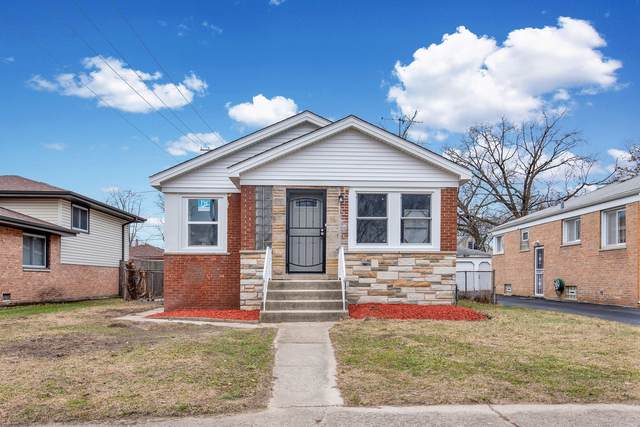 14536 University Avenue, Dolton, IL 60419 (MLS #10675473) :: Property Consultants Realty