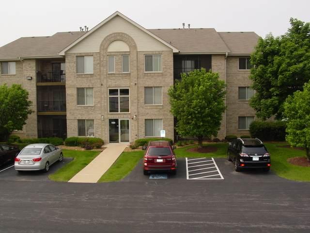 6840 Ridge Point Drive 1C, Oak Forest, IL 60452 (MLS #10675560) :: Century 21 Affiliated