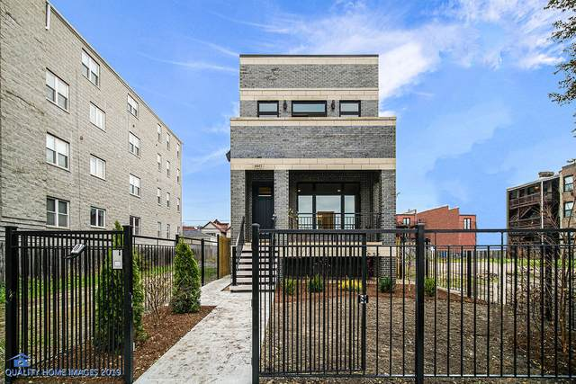 4443 S Calumet Avenue, Chicago, IL 60653 (MLS #10675585) :: Property Consultants Realty