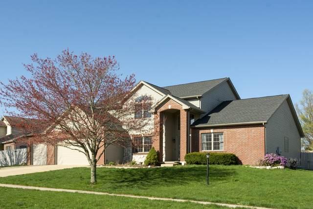 203 S Fox Run Drive, Mahomet, IL 61853 (MLS #10675616) :: Property Consultants Realty