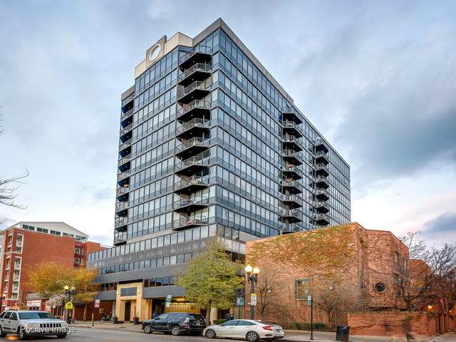 1309 N Wells Street #505, Chicago, IL 60610 (MLS #10675629) :: Property Consultants Realty