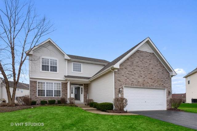 7 Lake Plumleigh Court, Algonquin, IL 60102 (MLS #10675711) :: John Lyons Real Estate