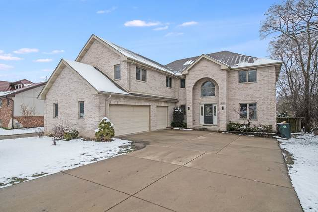 16W350 Hillside Lane, Burr Ridge, IL 60527 (MLS #10675747) :: The Wexler Group at Keller Williams Preferred Realty