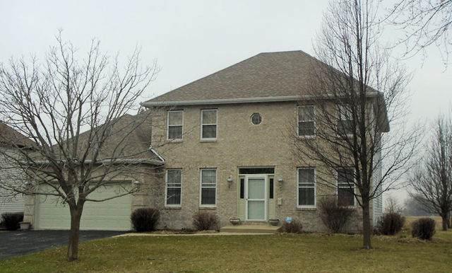1121 Sunset Terrace, Rochelle, IL 61068 (MLS #10675779) :: Suburban Life Realty