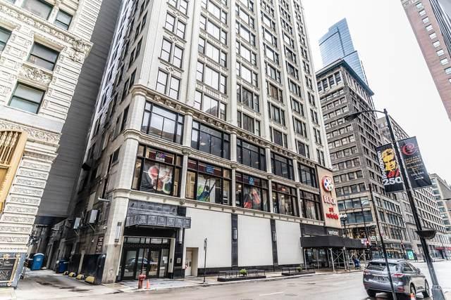 8 W Monroe Street #506, Chicago, IL 60603 (MLS #10675828) :: Ryan Dallas Real Estate