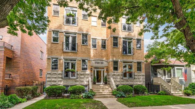 1720 W Berwyn Avenue 1E, Chicago, IL 60640 (MLS #10675836) :: John Lyons Real Estate