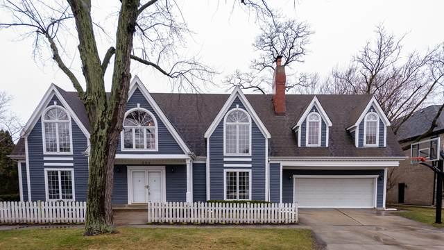 350 S Kenmore Avenue, Elmhurst, IL 60126 (MLS #10675837) :: Century 21 Affiliated