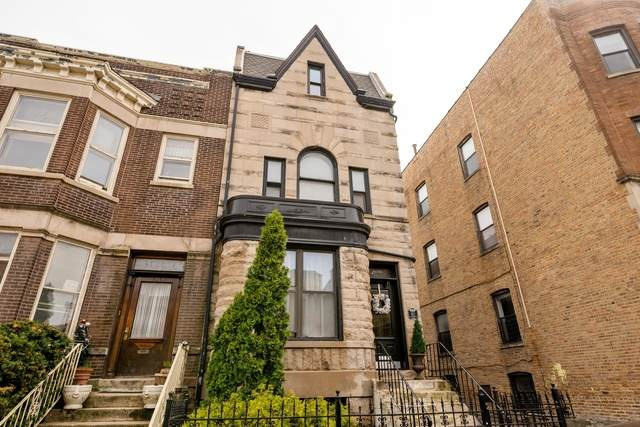 911 W Addison Street, Chicago, IL 60613 (MLS #10675870) :: BN Homes Group