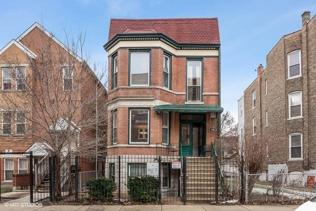 1430 N Talman Avenue #1, Chicago, IL 60622 (MLS #10675879) :: Property Consultants Realty