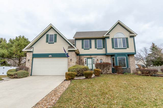 1201 Easton Drive, Carol Stream, IL 60188 (MLS #10675899) :: The Wexler Group at Keller Williams Preferred Realty