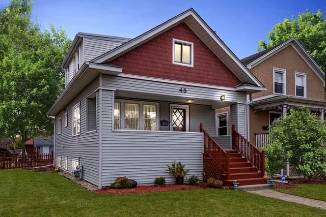45 Park Avenue, River Forest, IL 60305 (MLS #10675940) :: Angela Walker Homes Real Estate Group
