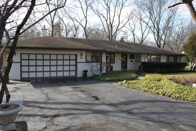 880 Forest Way Drive, Glencoe, IL 60022 (MLS #10675991) :: Janet Jurich