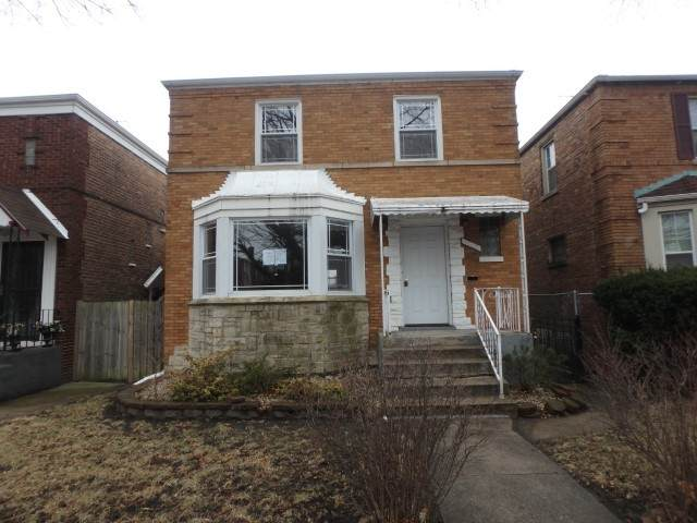 10632 S Eberhart Avenue, Chicago, IL 60628 (MLS #10676015) :: Property Consultants Realty
